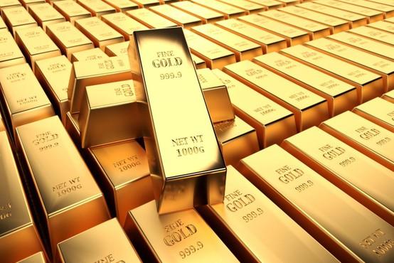Cena zlata po novem rekordno visoko