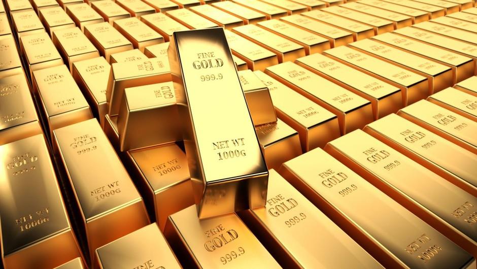 Cena zlata po novem rekordno visoko (foto: profimedia)