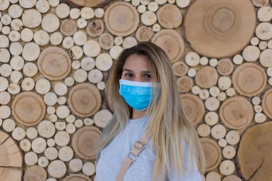 Neuporabe zaščitnih mask ni mogoče sankcionirati (ker ni bila razglašena epidemija)