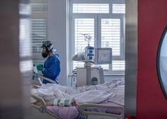 V ponedeljek potrjenih 14 okužb, nova okužba tudi v domu starejših Hrastnik