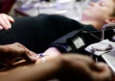 Zaloge krvi v Sloveniji nizke, zato pristojni vabijo na krvodajalske akcije