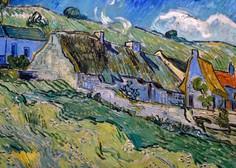 Odkrili mesto, kjer je Van Gogh naslikal svojo zadnjo sliko
