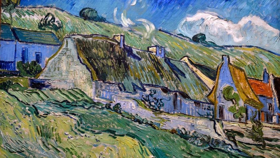 Odkrili mesto, kjer je Van Gogh naslikal svojo zadnjo sliko (foto: profimedia)