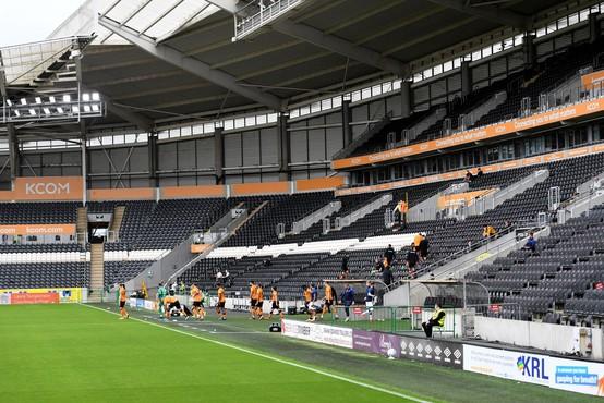 Nova nogometna sezona v Angliji zelo verjetno z omejitvami za gledalce