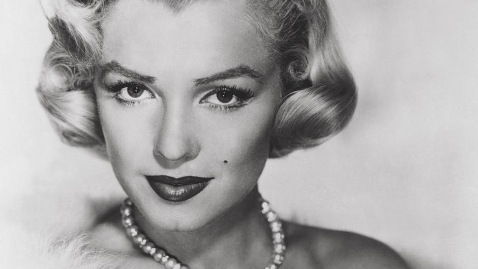 Avgusta na dražbo biserna ogrlica in pismo Marilyn Monroe (foto: profimedia)