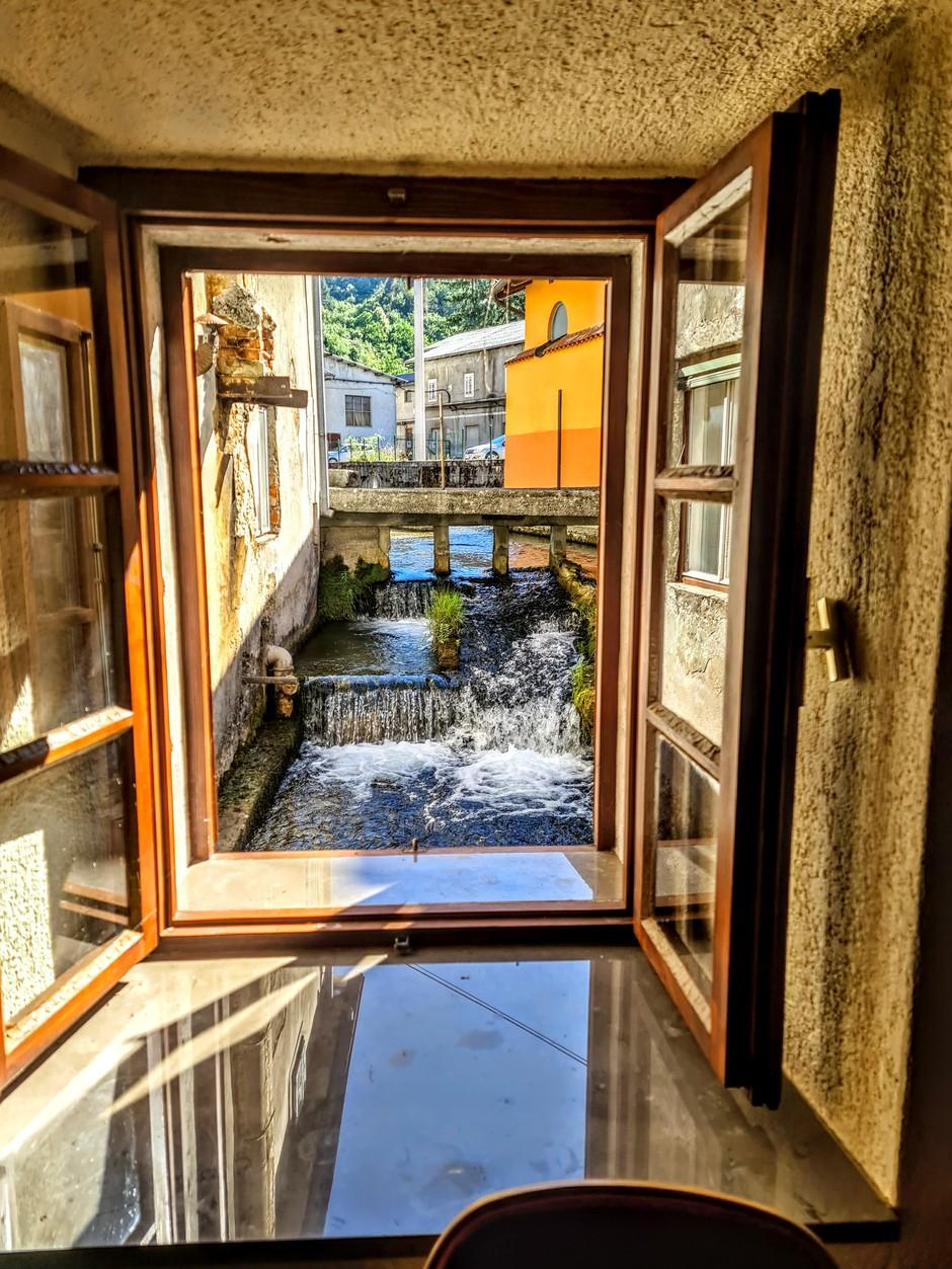 Kraška zelena pustolovščina: od čebelarskega doma do vojaškega muzeja (foto: D.L.)