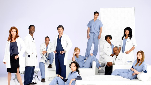 Serija Uvod v anatomijo bo 17. sezono posvetila koronavirusu (foto: Profimedia)