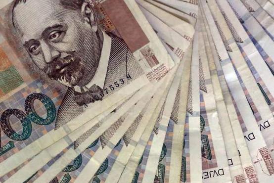 Hrvaška policija prijela tatu, ki je med aretacijo skušal pogoltniti ukradeni denar