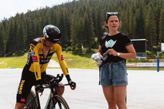 Nekaj dni pred Tour de France bo izšla knjiga o Primožu Rogliču