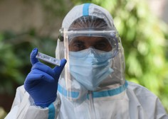 V nedeljo ob 272 testiranih ena potrjena okužba, v Hrastniku konec tedna brez novih okužb