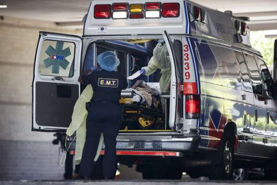 V ZDA več kot 46.000 novih okužb, 532 ljudi je umrlo