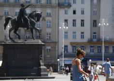 Dobre novice od sosedov: Na Hrvaškem najmanjše dnevno število okužb
