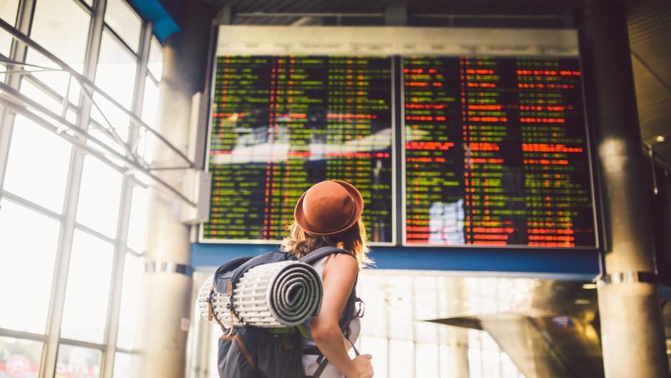 Kar 70 odstotkov Evropejcev bi odpovedalo dopust, če bi jih ob prihodu domov čakala karantena (foto: Shutterstock)