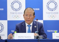 Toshiro Muto: OI v Tokiu bodo 2021, četudi bo koronavirus še neobvladan