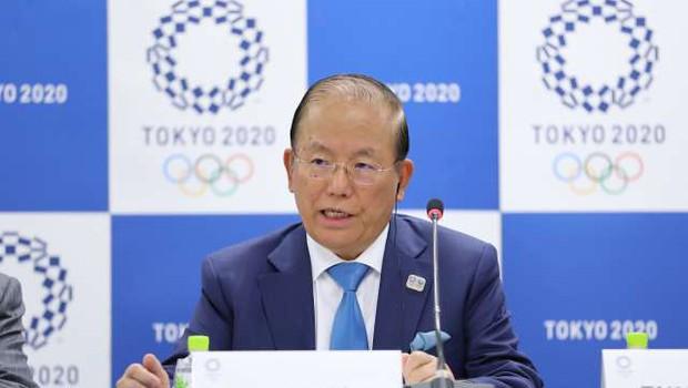 Toshiro Muto: OI v Tokiu bodo 2021, četudi bo koronavirus še neobvladan (foto: Xinhua/STA)
