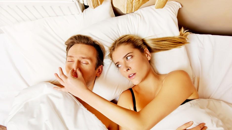 Smrčite? Težko dihate? Žvečite žvečilni gumi in se naučite umetnosti dihanja (foto: Shutterstock)