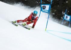 Prva tekma alpskega smučanja zaradi epidemije že 17. oktobra