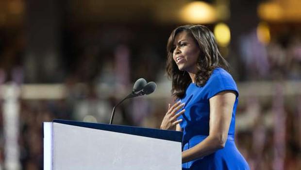 Michelle Obama trpi za blago obliko depresije (foto: Xinhua/STA)