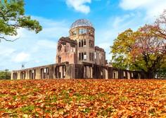 V Hirošimi se spominjajo napada z atomsko bombo pred 75 leti