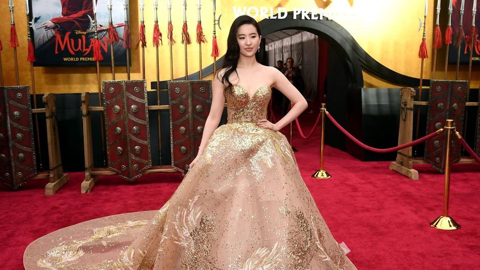 Disneyjev večkrat preloženi film Mulan gre neposredno na splet (foto: Profimedia)