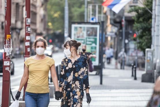V BiH in Srbiji znova več kot 260 okužb