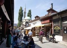 Več sto okužb v Bosni in Hercegovini, Srbiji in Albaniji