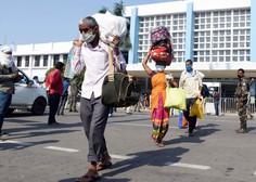 Po eksploziji v Bejrutu panika v Indiji, kjer hranijo slabih 700 ton amonijevega nitrata