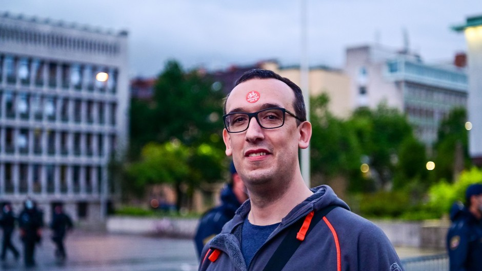 Ivan Gale vložil ovadbo proti ministru Zdravku Počivalšku in Tomiju Rumpfu (foto: profimedia)