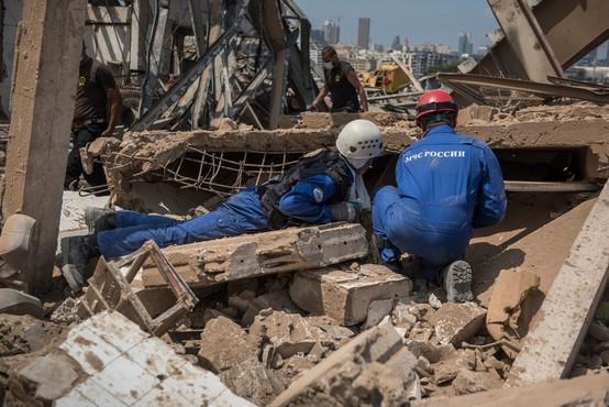 V Združenih narodih si prizadevajo, da bi pomagali razdejanemu Bejrutu