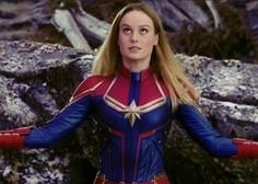 Nadaljevanje neustrašne stotnice Marvel bo režirala Nia DaCosta
