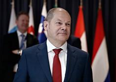 Nemški socialdemokrati za svojega kanclerskega kandidata določili Scholza
