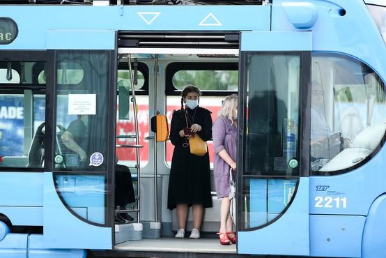 Na Hrvaškem 45 novih okužb in ena smrtna žrtev