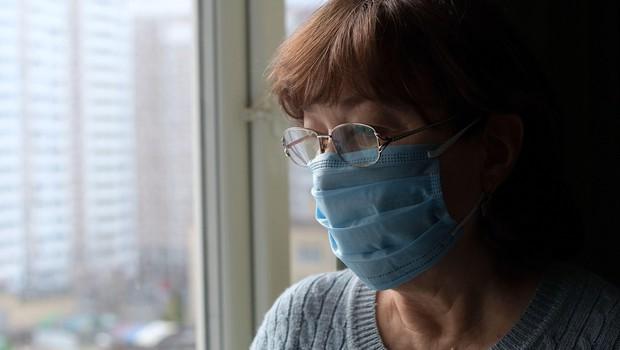 V nedeljo potrjenih šest okužb, konec tedna umrli štirje okuženi oskrbovanci Doma starejših Hrastnik (foto: Profimedia)