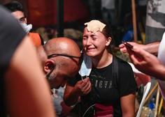 Libanonski premier po uničujoči eksploziji naznanil odstop svoje vlade