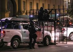 Policija po protestih v Belorusiji pridržala več sto ljudi, umrl naj bi en protestnik