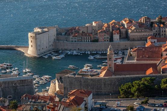 V začetku avgusta na Hrvaškem več Slovencev kot lani