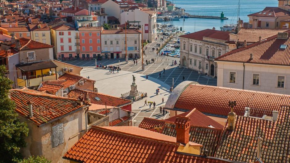 Največ turističnih bonov je bilo izkoriščenih v Piranu (foto: Profimedia)