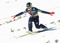 Smučarski skakalec Jaka Hvala končal kariero