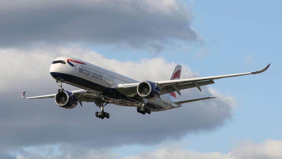 Britanski velikan Rolls-Royce napovedal pregled motorjev Trent (foto: Profimedia)
