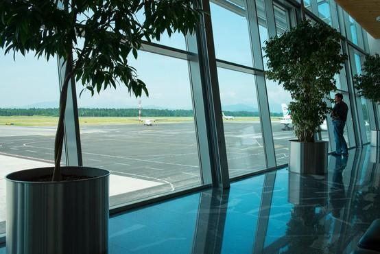 Gradnja novega terminala na brniškem letališču teče po terminskem planu
