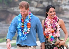 Princ Harry se je s soprogo Meghan julija letos preselil v Santa Barbaro
