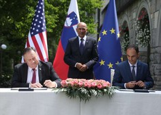 Slovenija in ZDA podpisali izjavo o varnosti omrežij 5G