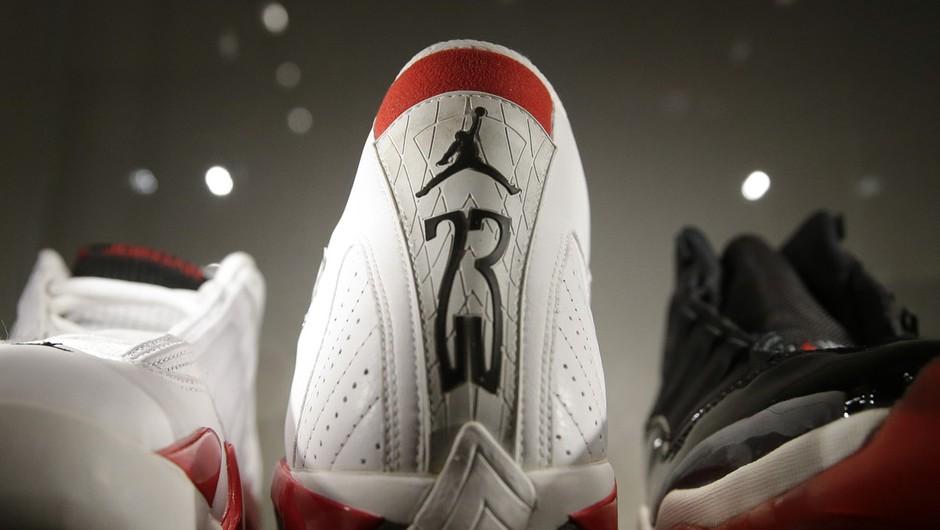 Netflixov film o Michaelu Jordanu dvignil ceno njegovih predmetov na dražbah (foto: profimedia)
