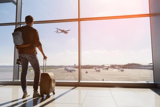 Število letalskih potnikov v EU bo letos upadlo za 60 odstotkov