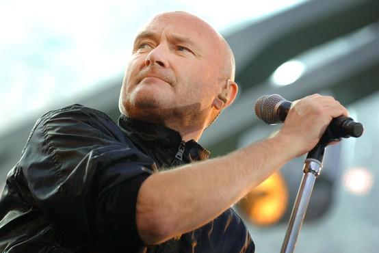 Ameriška dvojčka z reakcijo na pesem obudila hit Phila Collinsa