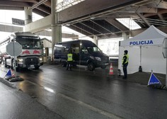 V Avstriji strožji ukrepi za potnike s Hrvaške; naval na center za brezplačno testiranje