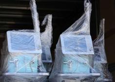 Zavod za blagovne rezerve še ni prejel obvestila o prepovedi uporabe ventilatorjev Bellavista