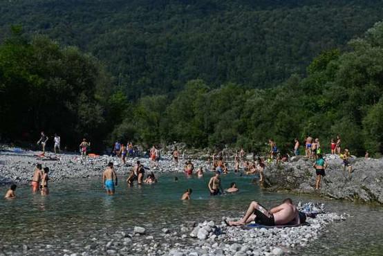 Le 18 naravnih kopališč v Sloveniji ima upravljalca ter reševalca iz vode
