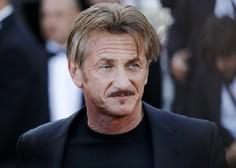 Ameriški igralec in producent Sean Penn praznuje 60 let