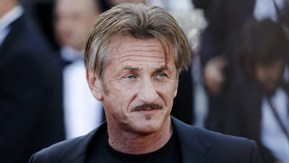 Ameriški igralec in producent Sean Penn praznuje 60 let (foto: Shutterstock)